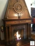 11 Wood Fireplace