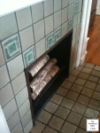13 Pewabic Fireplace