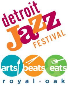 Detroit Jazz Fest - Logo
