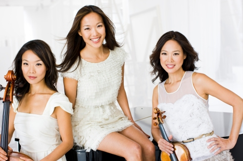The Ahn Trio | 40th Annual Noel Night