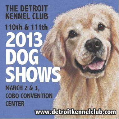 2013 Detroit Kennel Dog Show