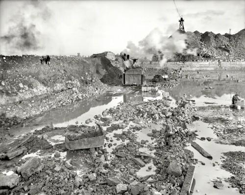 Big Digger - 1910