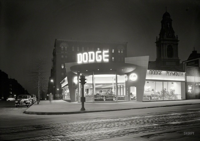 Dodge Noir - 1948