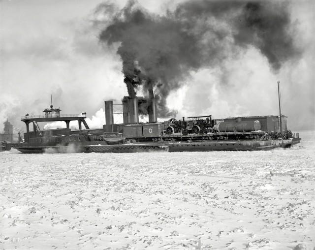 Smoke Monster - 1905