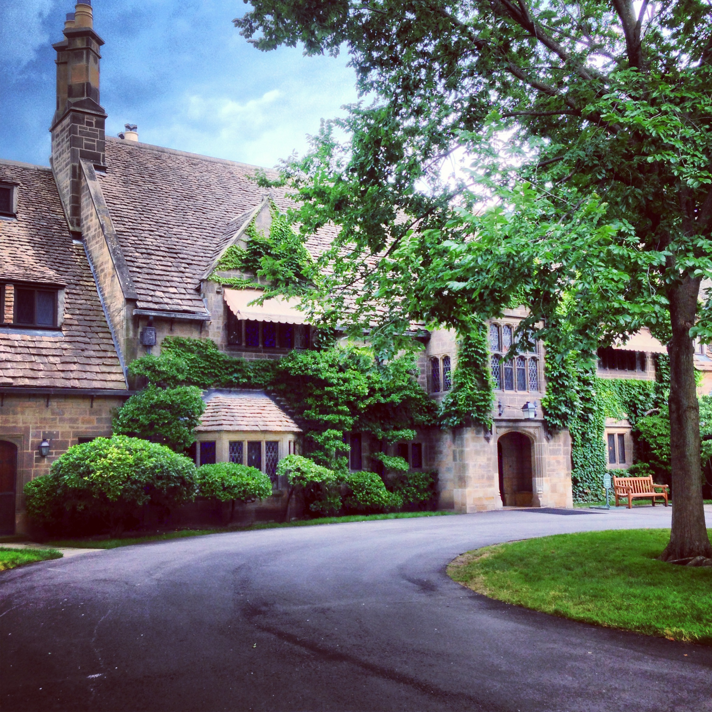 edsel and eleanor ford house woodward spine 2013. Cars Review. Best American Auto & Cars Review