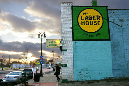 PJ's Lager House | Detroit, Michigan