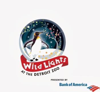 Wild Lights - Detroit Zoo