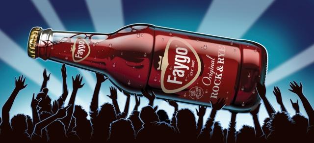Faygo Beverages   New Century Creative