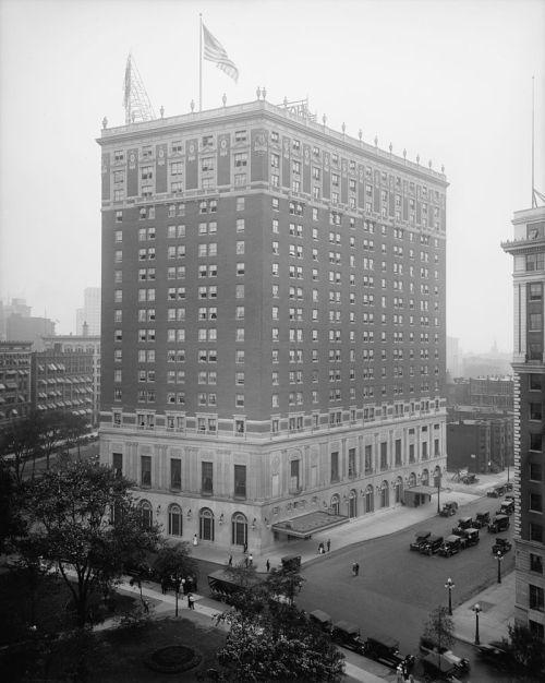 Detroit Statler Hotel