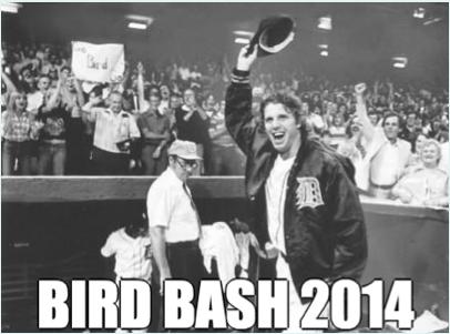 Bird Bash 2014