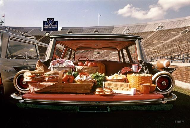 Tailgate Gourmet - 1960